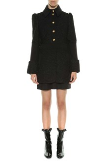 PHILOSOPHY di LORENZO SERAFINI Bouclé fabric short coat