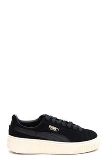 PUMA Suede Platform Satin sneaker
