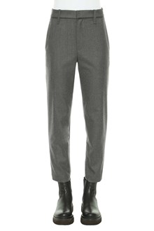 BRUNELLO CUCINELLI Straight-leg trousers
