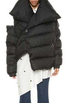 MARQUES ALMEIDA Asymmetric down jacket