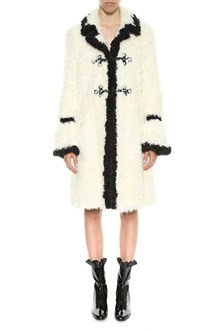 PHILOSOPHY di LORENZO SERAFINI Long shearling coat