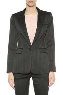 LIU JO Jacquard pinstripe jacket