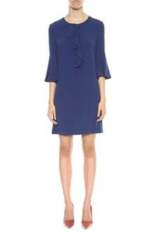 LIU JO Tunic dress with volant