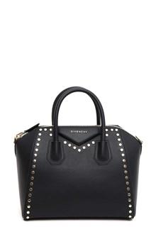 GIVENCHY 'Antigona' small handbag with studs