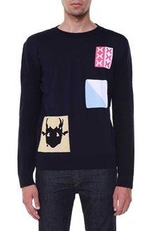 J W ANDERSON Sweater with patches