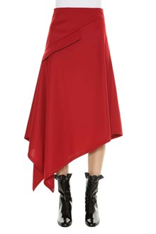 J W ANDERSON Asymmetric skirt