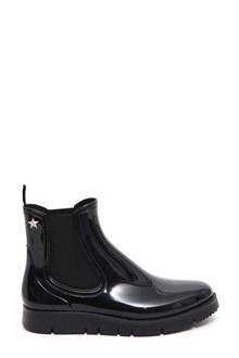 RED VALENTINO Rubber ankle booties