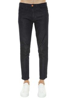 PT 01 Skinny jeans in dark blu denim