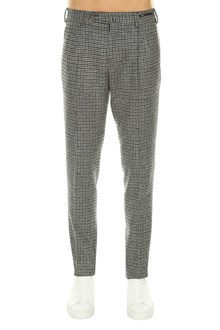 PT 01 Checked trousers