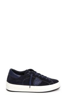 PHILIPPE MODEL Suede sneaker