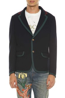 GUCCI Knitted jersey jacket