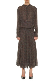 ISABEL MARANT ETOILE 'Javene' long dress