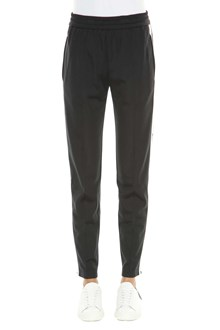 MSGM Tracksuit pants with logo bands