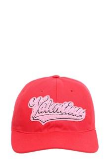 VALENTINO GARAVANI Logo baseball cap