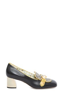 GUCCI Pumps with golden heel