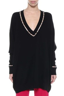 GIVENCHY Oversized pull with pearls