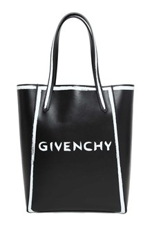 GIVENCHY Stargate tote bag with Graffiti print