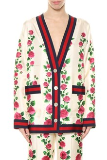 GUCCI Printed pyjama jacket