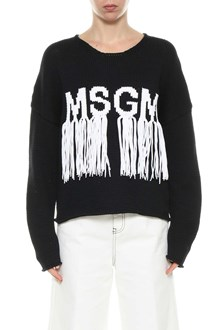 MSGM Pull with fringes