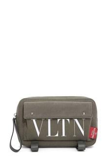 VALENTINO GARAVANI VLTN printed shoulder bag