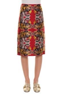 GUCCI Tigers skirt