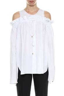 ALBERTA FERRETTI Off-shoulder shirt with top