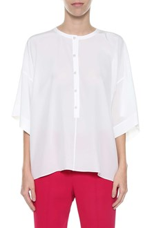 GIVENCHY Top with pearl buttons