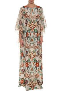 ALBERTA FERRETTI Printed long dress