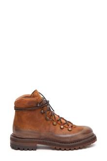SILVANO SASSETTI Lace up boots