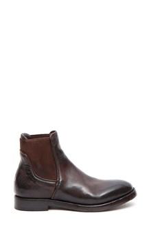 SILVANO SASSETTI Leather boots