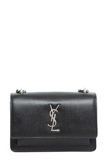 SAINT LAURENT 'Monogram Sunset' mini shoulder bag