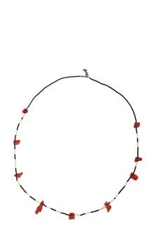 SAINT LAURENT Tribal necklace