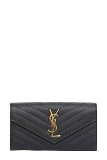 SAINT LAURENT 'Monogram' wallet