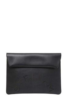 STELLA MCCARTNEY Leather pouch
