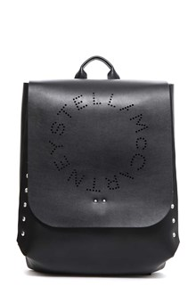 STELLA MCCARTNEY Backpack with perforate logo