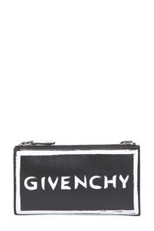 GIVENCHY Graffiti print crossbody bag