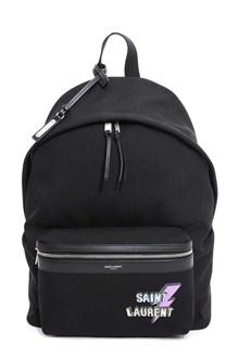 SAINT LAURENT Camvas backpack