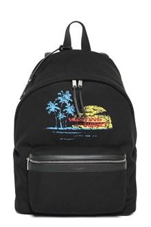 SAINT LAURENT 'Waiting for Sunset' backpack