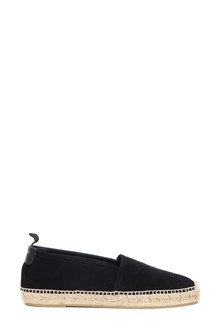 SAINT LAURENT Suede espadrillas
