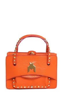 HIDESINS Orange handbag