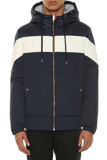 MONCLER GAMME BLEU Down jacket with hood