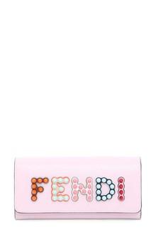 FENDI 'Continental 2Jours' wallet on chain