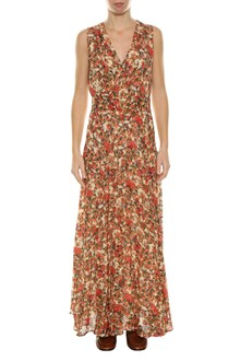 ISABEL MARANT 'Flessy' long dress