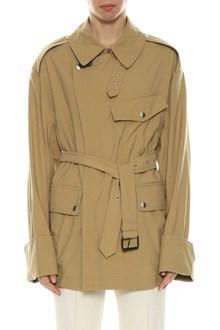 ISABEL MARANT brown raincoat