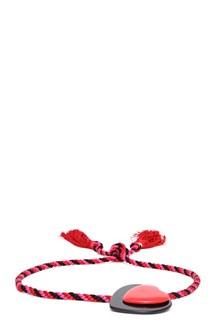 PHILOSOPHY di LORENZO SERAFINI Cord belt with heart