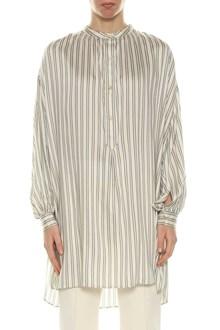ISABEL MARANT over silk shirt