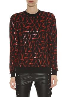 VERSUS VERSACE Sweatshirt with allover print
