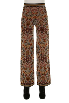 M MISSONI Jacquard pants
