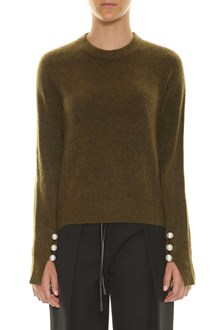 3.1 PHILLIP LIM Sweater with pearls at cuffs
