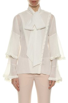 CHLOÉ Shirt with bow